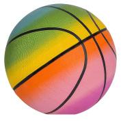 Rhode Island Novelty 24cm Rainbow Basketball