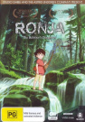 Ronja: The Robber's Daughter [Region 4]