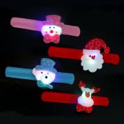 Gemini_mall® 5/10/12pcs PVC Rubber Unicorn Bracelets Wristband Party Favours Supplies for Kids Children Gift