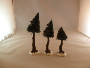 Dept. 56 North Pole Woods Pinewood Trees, Small