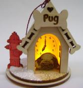 Ginger Cottages - K-9 Doghouse - Pug K9110