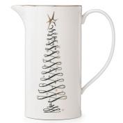 kate spade new york Jingle All The Way Christmas Tree Design Holiday Pitcher