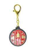 Feng Shui 2018 Tai Sui Amulet keychain for 2018