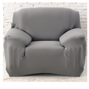 Couch Cover Stretch Spandex Chair Armchair Slipcover Sofa Cover 1 Seat Couch Protector