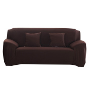 Couch Cover Stretch Spandex Sofa Slipcover Fitted 3 Cushion Couch Protector