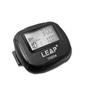 LEAP TF6204 Interval Timer Digital Sports Stopwatch Countdown LCD Clock for Training Yoga Boxing Running