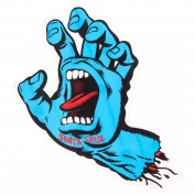 Santa Cruz Screaming Hand Sticker - Small 7.6cm
