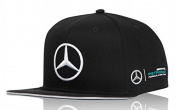 Mercedes AMG Petronas Hamilton Flat Brim Cap Formula One 1 °F1 141171032