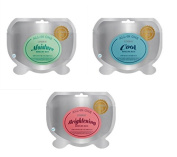 Lindsay All-in one Modelling Mask Pouch Sets , Korean Rubber Mask - Brightening, Cool, Moisture by Lindsay