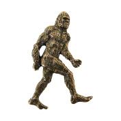 Copper ~ Bigfoot / Sasquatch ~ Lapel Pin / Brooch ~ AC174