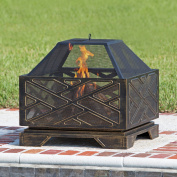Catalano Square Fire Pit