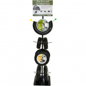 Marathon Industries 00507, 7-Count Flat Free Tyre Display
