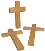 Cross - Linden Wood, 30 cm