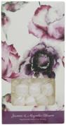 30G Bloom Fragranced Wax Melts For Oil Burner ~ Jasmine And Magnolia Blossom