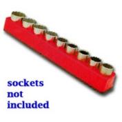 """Mechanics Time Saver 1287 1/2"""" Drive Magnetic Rocket Red Socket Holder 10-19mm"""
