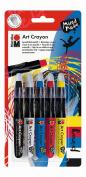 Marabu Art Crayon Assortment