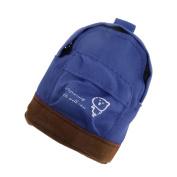 MagiDeal 1:6 Scale Dark Blue Backpack Shoulder Bag Dolls House Miniature Accessory