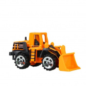 Funny Engineering Vehicle Model Toy, GreatestPAK Novelty Educational Gadget Plastic Wheel Gift For Children