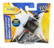 WWE Microphone Keychain - Includes 3 Iconic Phrases - Randy Orton