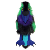 The Puppet Company - Large Birds - Raven