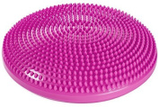 Air Stability Wobble Balance Rehab Cushion 33cm - Improves Posture, Core Training, Anti-Slip Surface, Supports Muscle, Comfortable, Encourages Active Sitting for Kids, Children Friendly