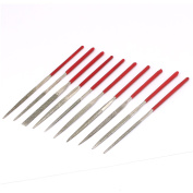 Glass Carving Tool Diamond Needle Files Set 103mm Long 10 in 1