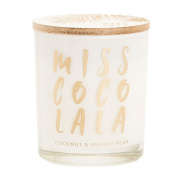 Coco Lala Candle Coconut & French Pear