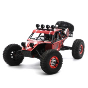 Virhuck V01 1/12 Scale 4WD High Speed RC Truck with Metal Shell, 2.4GHz Off-road Vehicle Rock Crawler RC Car Racing Car 25MPH with Repair Tools Christmas Gift