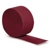 Party Streamers - Crepe Paper - 25m - Multiple Colours
