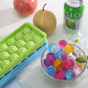 Yesiidor Ice Cube Trays Ice Ball Cube Maker Use For Kids With Candy Pudding Jelly Milk Juice Chocolate Mould Or Cocktails Whiskey Particles