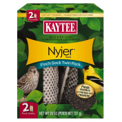 Kaytee Finch Sock Feeder Twin Pack, 770ml