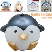 MORWIND 1Pcs Animal Squishies, Kawaii Penguins Cream Scented Slow Rising squishy, Kid Toy, Lovely Toy,Stress Relief Toy,Decorations Toy Gift Fun