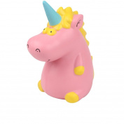 MORWIND Kawaii Jumbo Unicorn Squishy Slow Rising Sweet Scented Vent Charms Kid Toy Hand Toy Stress Relief Toy, decorative props Doll Gift Fun Large