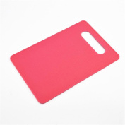 Plastic Chopping Board Sets,VNEIRW Solid Non Slip Kitchen Worktop Cutting Chopping Board With Handle