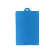 Plastic Chopping Board Sets,VNEIRW Ultra-thin Non Slip Kitchen Worktop Cutting Board Chopping Board (Blue, Size