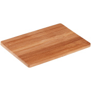 Evelyn Living Small Wooden Kitchen Chopping Cutting Board Food Preparation Worktop Saver Food Meat Vegetable 22 X 14 cm