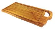 Prosharp® GENERALE Large Professional Chopping Board / Organic Hardwood Natural / Cheese Trays / Presentation Appetisers, Tapas