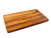 Prosharp® BELLIQUEUX Professional XL Chopping Hardwood Board / Presentation Board / Cheese Trays, 50x17 cm IROKO Wood