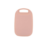 BESTOMZ Cutting Board Mat Non-slip Plastic Chopping Board Kitchen Tool with Hanging Hole