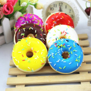 SEWORLD Squishy Squeeze Stress Reliever Soft Doughnut Scented Slow Rising Kids Toys