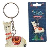 Llama Key Ring Keyring Alpaca Gift Accessory Keychain