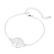 good. Designs Tree of Life Bracelet, Tree of Life Pendant in Gold or Silver