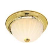 Monument Dome 2-Light Flush Mount