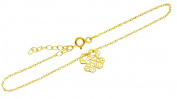Gold Bracelet Ladies Gold Bracelet Necklace Pendant 333 8kt