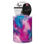 Aria Sparkle Feather 100 Piece Bows for Dogs