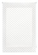 blindecor Stars Roller, Fabric, Beige, 110 x 180 cm