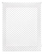 blindecor Stars Roller, Fabric, Grey, 130 x 180 cm