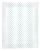blindecor Stars Roller, Fabric, Turquoise, 130 x 180 cm