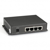 Black Box LPB1205A 5 Port Gigabit Ethernet Switch