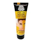 Msmask 24K Gold Collagen Crystal Eye Neck Face Mask Anti-ageing Anti-wrinkle Peel Off
